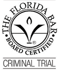 The Florida Bar Certified - Criminal Defense